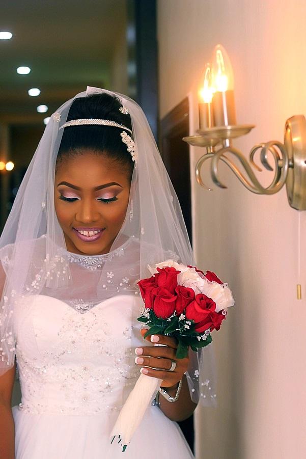 Nigerian Bridal Makeup Inspiration - LoveweddingsNG4