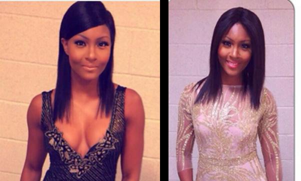 Wedding Guest Inspiration: Osas Ajibade at the Nigeria Entertainment Awards (NEA)