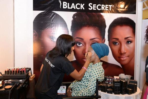 Beauty Africa Exhibition 2015 - LoveweddingsNG1