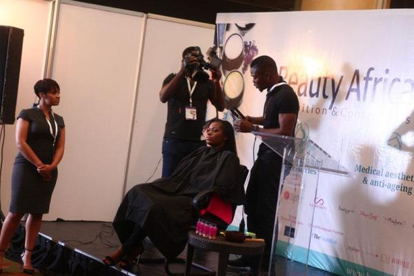 Beauty Africa Exhibition 2015 - LoveweddingsNG12