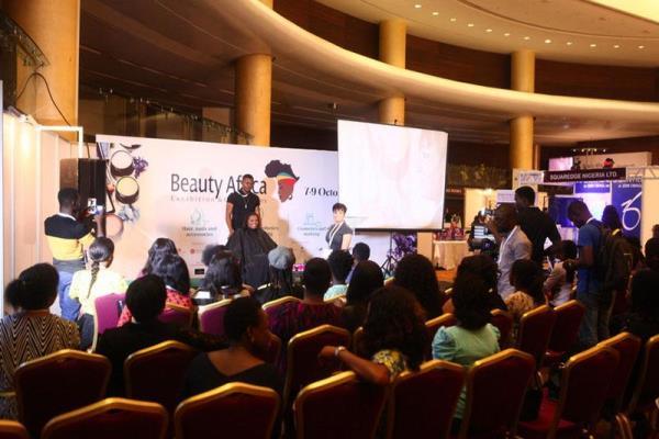 Beauty Africa Exhibition 2015 - LoveweddingsNG15