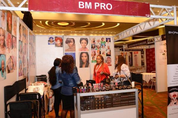 Beauty Africa Exhibition 2015 - LoveweddingsNG2