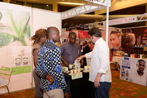 Beauty Africa Exhibition 2015 - LoveweddingsNG6