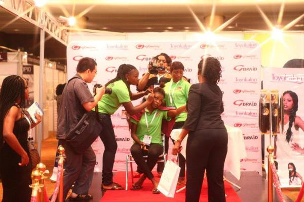 Beauty Africa Exhibition 2015 - LoveweddingsNG8