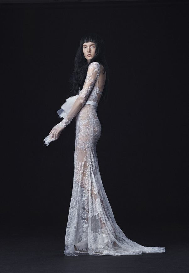 Bridal Fashion Week - Vera Wang LoveweddingsNG