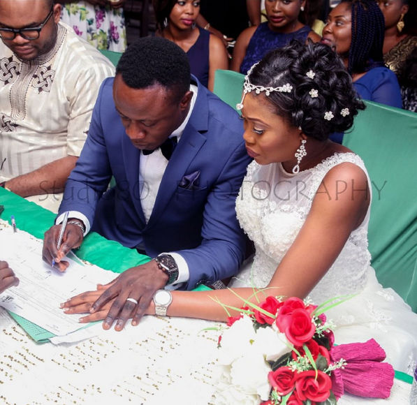 Chuddy K weds Joy LoveweddingsNG10