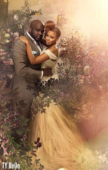 Dolapo Oni Gbite Sijuwade Pre Wedding - LoveweddingsNG5