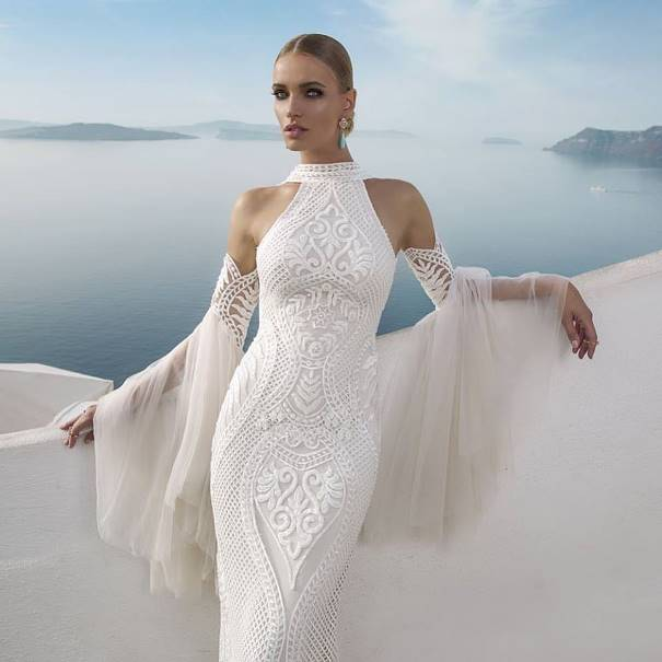 Julie Vino Fall 2016 - The Santorini Collection LoveweddingsNG14