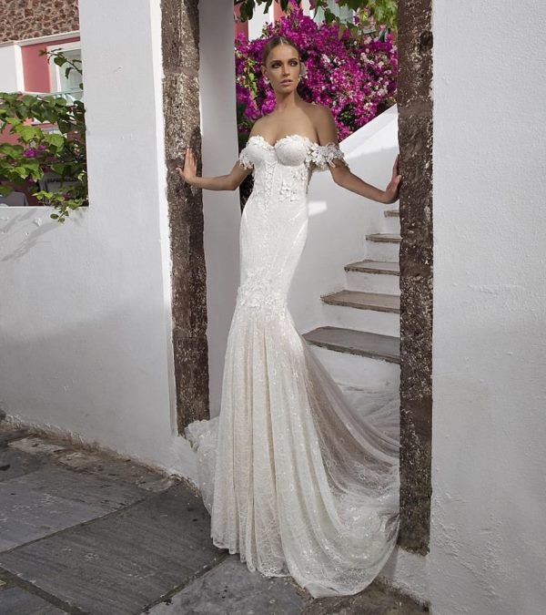Julie Vino Fall 2016 - The Santorini Collection LoveweddingsNG4