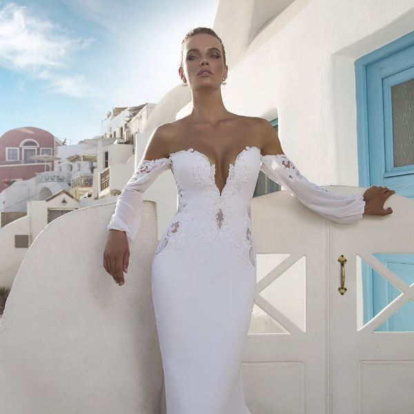 Julie Vino Fall 2016 - The Santorini Collection LoveweddingsNG5