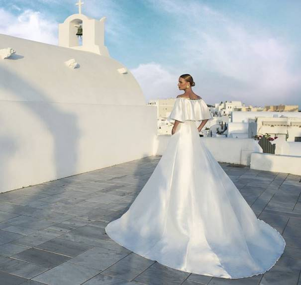 Julie Vino Fall 2016 - The Santorini Collection LoveweddingsNG6
