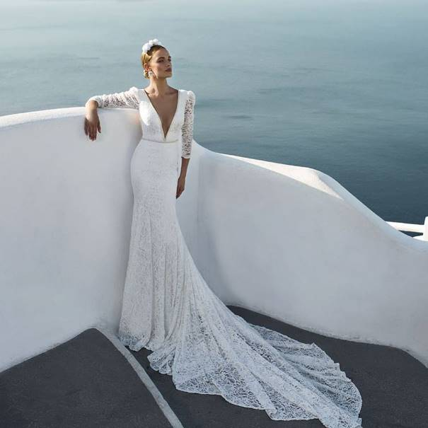 Julie Vino Fall 2016 - The Santorini Collection LoveweddingsNG8