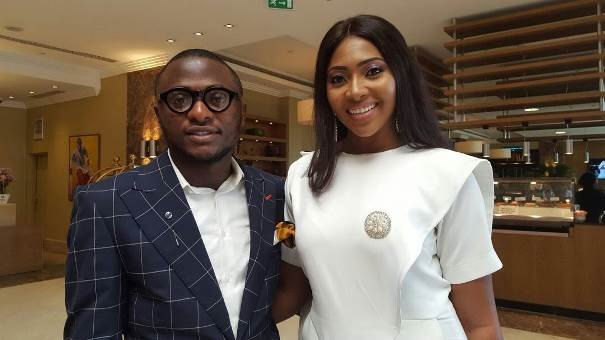 Pictures from Lilian Esoro & Ubi Franklin's Registry