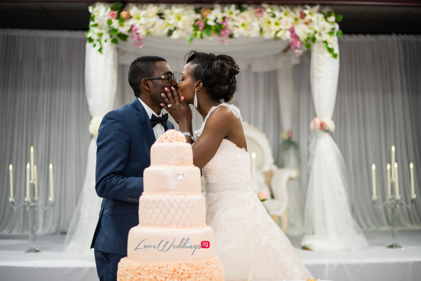 LoveweddingsNG Dr and Baby Zaga White Wedding8