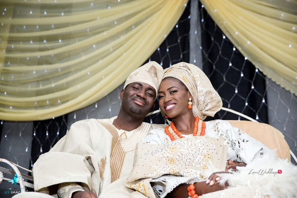 LoveweddingsNG Iyanu and Femi Traditional Wedding Ice Imagery24