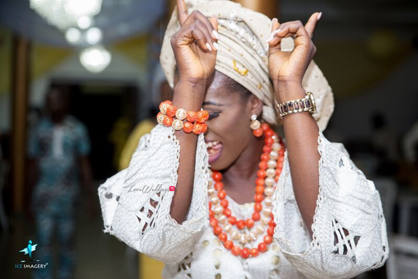 LoveweddingsNG Iyanu and Femi Traditional Wedding Ice Imagery33