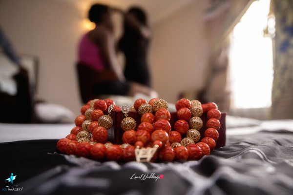 LoveweddingsNG Iyanu and Femi Traditional Wedding Ice Imagery4