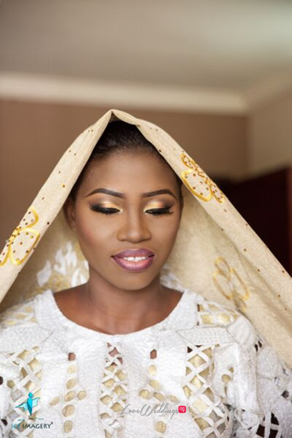 LoveweddingsNG Iyanu and Femi Traditional Wedding Ice Imagery8