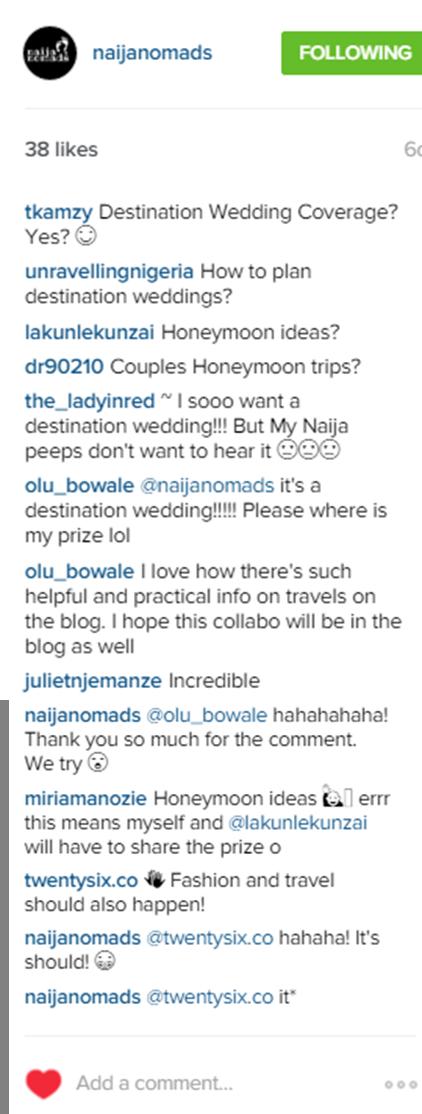 LoveweddingsNG Naija Nomads4