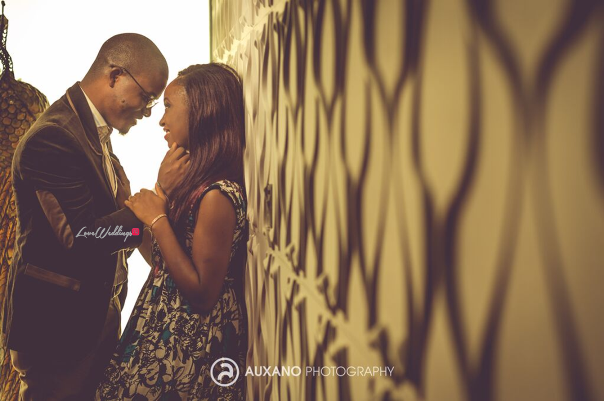 LoveweddingsNG Prewedding - Ikeoluwa & Seyi Auxano Photography