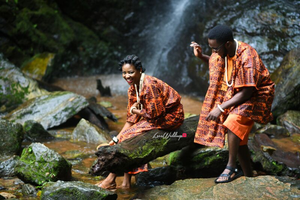 LoveweddingsNG Traditional Prewedding Shoot - Modupe and Ope Debola Styles10