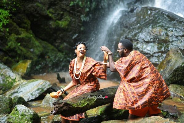 LoveweddingsNG Traditional Prewedding Shoot - Modupe and Ope Debola Styles12