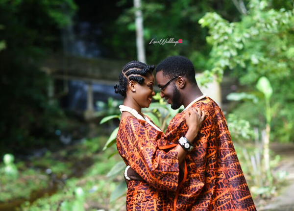 LoveweddingsNG Traditional Prewedding Shoot - Modupe and Ope Debola Styles14