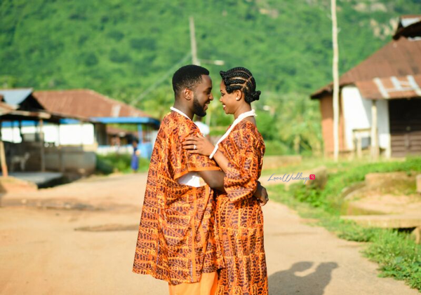 LoveweddingsNG Traditional Prewedding Shoot - Modupe and Ope Debola Styles20