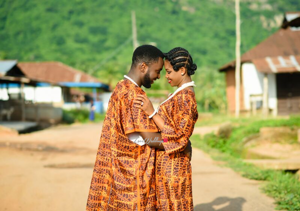 LoveweddingsNG Traditional Prewedding Shoot - Modupe and Ope Debola Styles21
