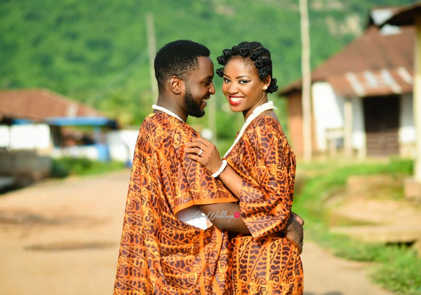 LoveweddingsNG Traditional Prewedding Shoot - Modupe and Ope Debola Styles23