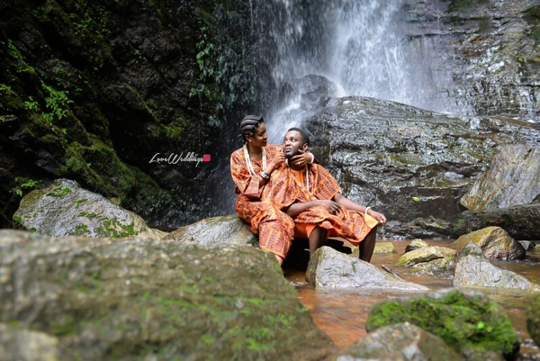 LoveweddingsNG Traditional Prewedding Shoot - Modupe and Ope Debola Styles24