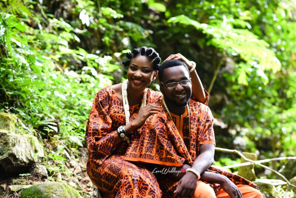 LoveweddingsNG Traditional Prewedding Shoot - Modupe and Ope Debola Styles4