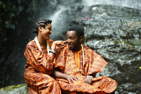 LoveweddingsNG Traditional Prewedding Shoot - Modupe and Ope Debola Styles6
