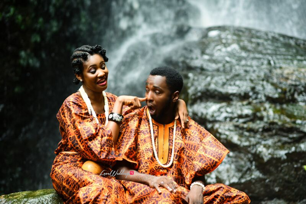 LoveweddingsNG Traditional Prewedding Shoot - Modupe and Ope Debola Styles7