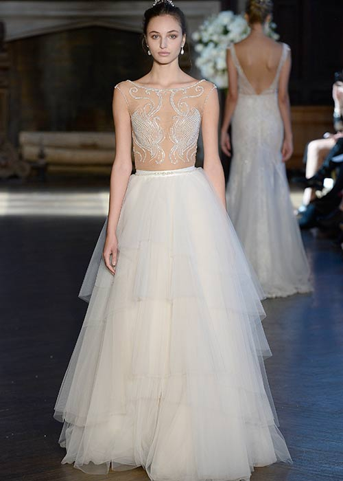 New York Bridal Fashion Week 2016 - Alon Livne5
