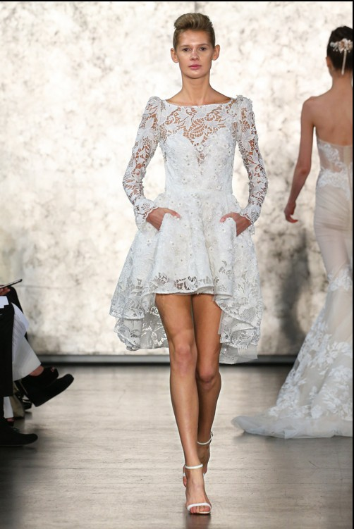 New York Bridal Fashion Week 2016 - Inbal Dror