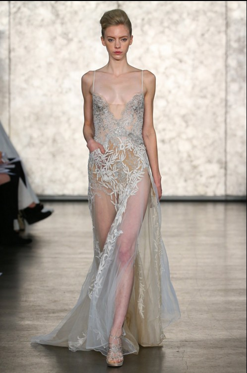 New York Bridal Fashion Week 2016 - Inbal Dror2