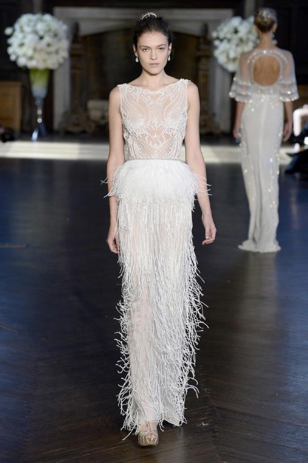 New York Bridal Fashion Week - Alon Livne LoveweddingsNG