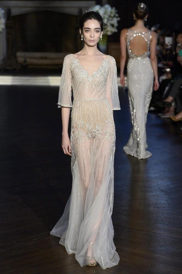 New York Bridal Fashion Week - Alon Livne LoveweddingsNG1