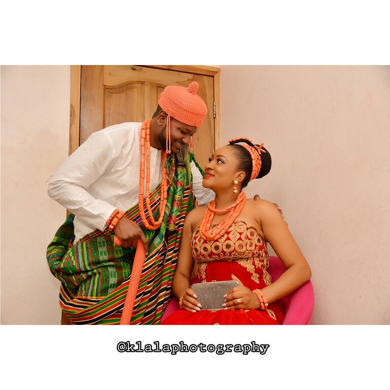 Nigerian Traditional Wedding - Freda and Desmond LoveweddingsNG Klala Photography23