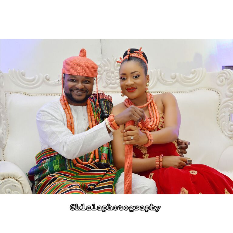 Nigerian Traditional Wedding - Freda and Desmond LoveweddingsNG Klala Photography24