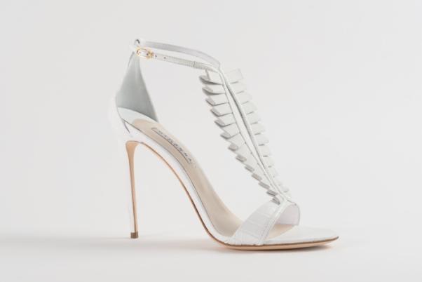 Olgana Paris Spring 2016 Bridal Shoe Collection - LoveweddingsNG1