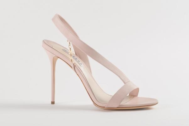 Olgana Paris Spring 2016 Bridal Shoe Collection - LoveweddingsNG12
