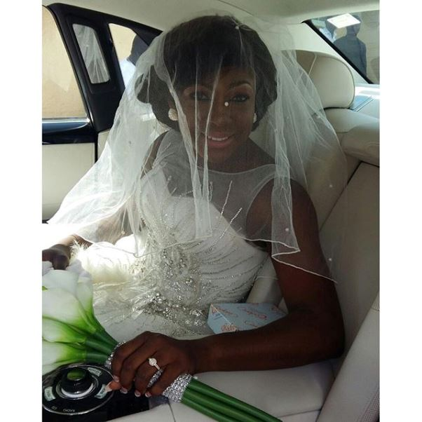 Susan Peters Wedding Pictures LoveweddingsNG19