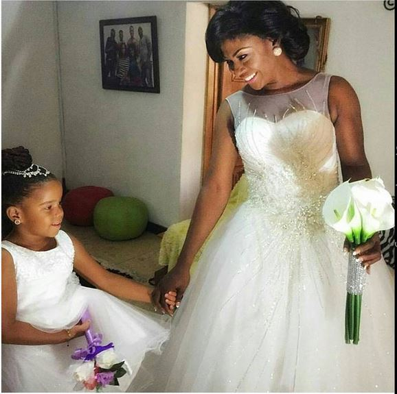 Susan Peters Wedding Pictures LoveweddingsNG4