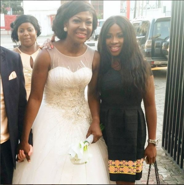 Susan Peters Wedding Pictures LoveweddingsNG7