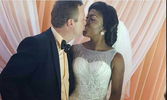 Nollywood Actress Susan Peters is Married