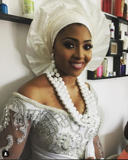 Ubi Franklin & Lilian Esoro Traditional Wedding LoveweddingsNG