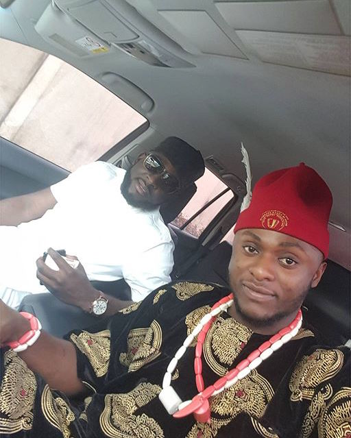 Ubi Franklin & Lilian Esoro Traditional Wedding LoveweddingsNG2