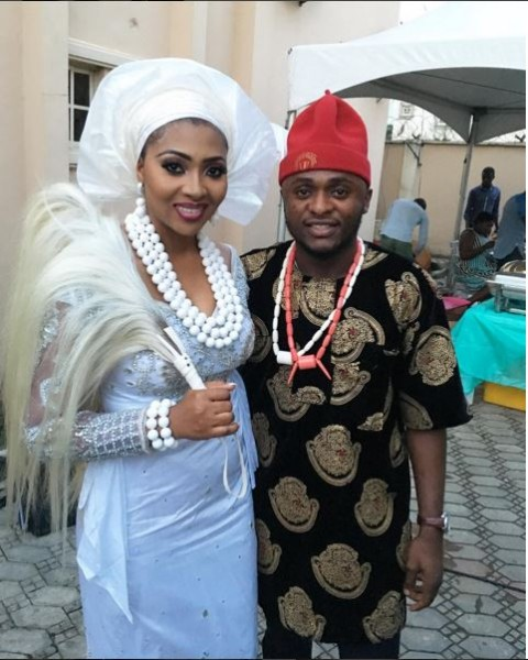 Ubi Franklin & Lilian Esoro Traditional Wedding LoveweddingsNG5